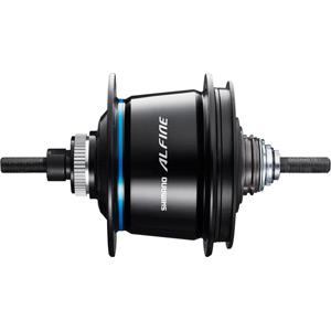 SG-S7051 Alfine 11-speed Di2 disc internal hub gear, 135 mm, 36h, black