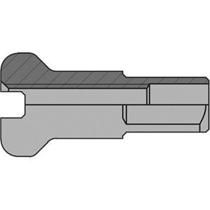 2.0 x 9.8 mm Prolock alloy nipple for RRC wheel (box of 100)
