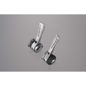 SL-7900 Dura-Ace 10-speed braze-on down tube shifters
