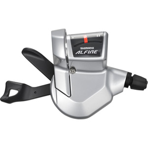 SL-S700 Alfine 11-speed Rapidfire lever - right hand - silver