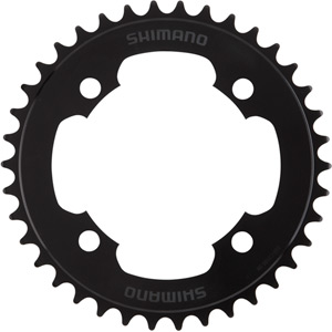 SM-MX70 DXR CR80 chainring, 4-bolt - 41T