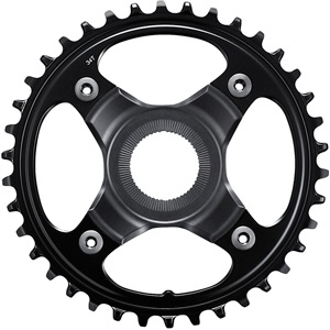 SM-CRE80 STEPS chainring for FC-E8000 / E8050, 34T 53mm chainline