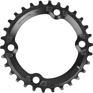 SM-CRM91 Single chainring for XTR M9000 / 9020, 30T