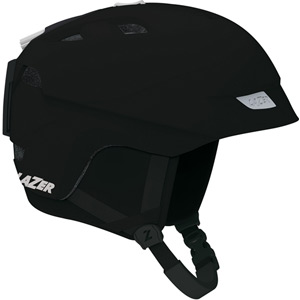 Effect Matte Black Large Helmet