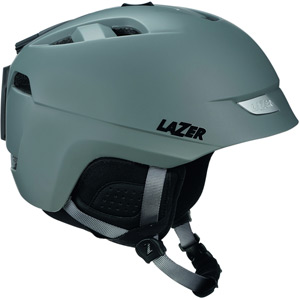 Effect Matte Grey Large Helmet