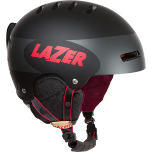 Revert Black Red Small Helmet