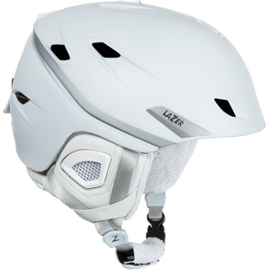 Tempted White Medium Helmet