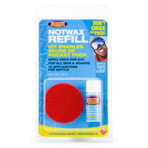 NOTwax Pocket Puck Refill Kit