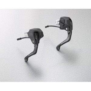 ST-7971 Dura-Ace Di2 10-speed STI for TT / Tri bar without shift cables, pair
