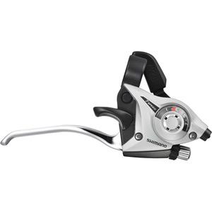 ST-EF51 Altus EZ fire plus STI 7-speed set, 2-finger lever, silver