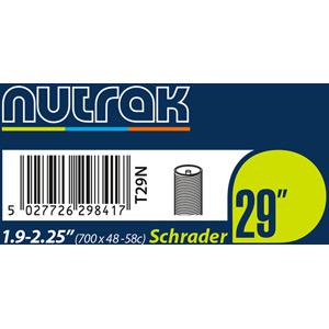 29 X 1.9 - 2.25 inch Schrader inner tube