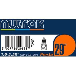 29 X 1.9 - 2.2 inch Presta inner tube