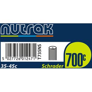 700 x 35 - 45C Schrader inner tube