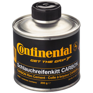 Continental Tubular cement - carbon rim specific 200 g tin - single