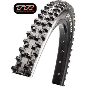 Maxxis WetScream 27.5x2.50 120 TPI Folding Super Tacky TR / DD tyre Black