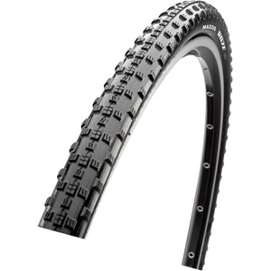 Maxxis Raze - Tubular 28x33 120 TPI Folding Single Compound Silkworm tyre Black