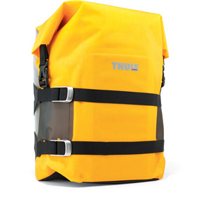 Pack'n Pedal adventure touring pannier large 26 litre yellow