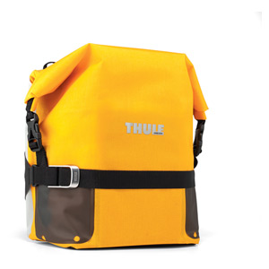 Pack'n Pedal adventure touring pannier small 16 litre yellow