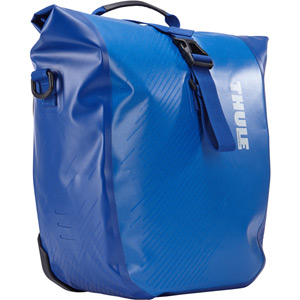 Pack'n Pedal Shield panniers 28 litre small blue