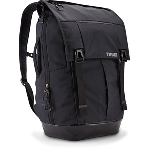 Paramount Flapover Backpack 29 litre - black