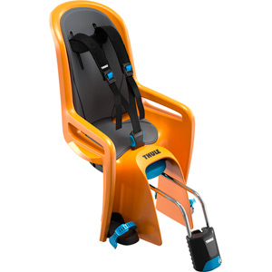 RideAlong rear childseat - orange