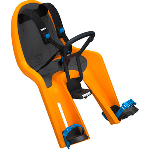 RideAlong Mini front childseat - orange