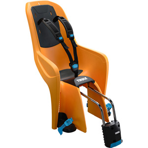 RideAlong Lite rear childseat - orange