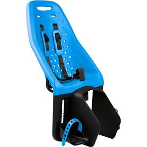 Thule Yepp Maxi rear seat, Easyfit rack mount, blue