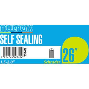 26 x 1.5 - 2.0 inch Schrader - self-sealing inner tube