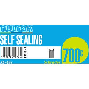 700 x 35 - 45C Schrader - self sealing inner tube