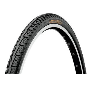 Tour Ride 27 x 1 1/4 Black/White Tyre