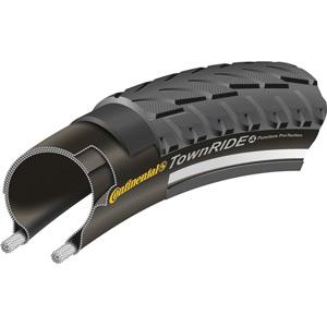 "Continental Town Ride Reflex 26 x 1.75"" black tyre black"
