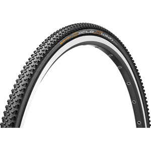 Continental Cyclo X-King RaceSport 700 x 32C black - Black Chili - Folding Tyre black
