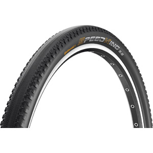"Continental Speed King II RaceSport 26 x 2.2"" Black Chili Folding Tyre black"