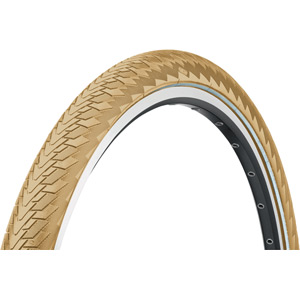 "Continental Cruise Contact Reflex 26 x 2.2"" Créme Tyre cream"