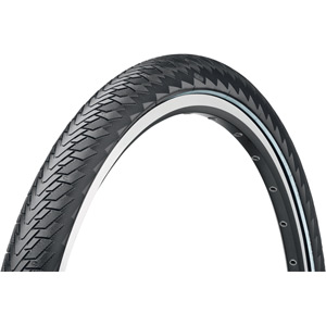 "Continental Cruise Contact Reflex 26 x 2.2"" Grey Tyre grey"