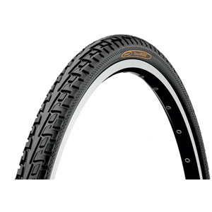 Tour Ride 28 1 3/8 x 1 5/8 Black/Brown Tyre