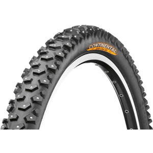 Spike Claw 26 x 2.1 inch 240 Spikes Black Tyre