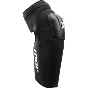 Static knee guards S9 black