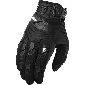 Deflector gloves S14 black large