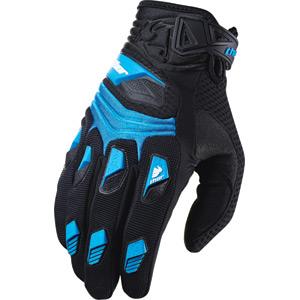 Deflector gloves S14 blue large