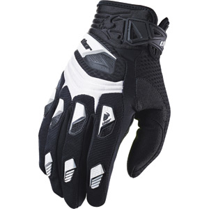 Deflector gloves S14 white small