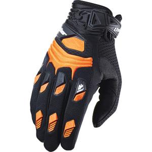 Deflector gloves S14 orange X-large