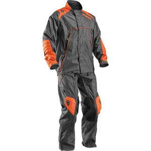 Range Enduro Pants S16 charcoal / orange 34 inch waist