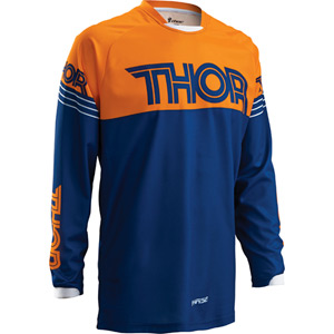 Phase Youth jersey S16 Hyperion navy / orange large