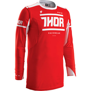 Prime-Fit jersey S16 League red / white X-large
