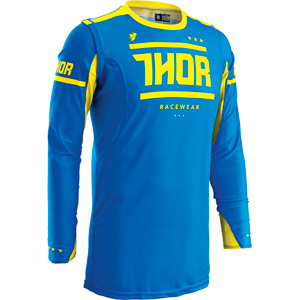 Prime-Fit jersey S16 League blue / yellow medium