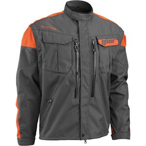 Phase Enduro Jacket S16 charcoal / orange large