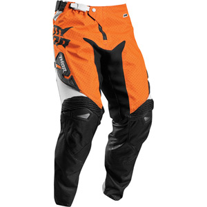 Fuse Air Youth pant S17 Dazz white / orange 28 inch waist