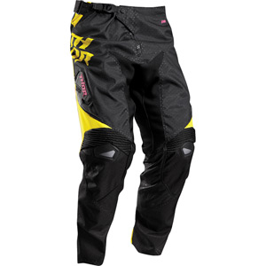 Fuse Air Youth pant S17 Dazz magenta / yellow 24 inch waist